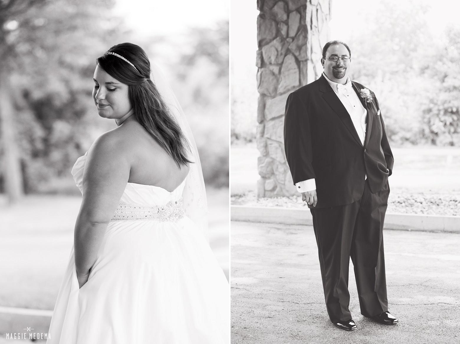 Bloomington Il Wedding Ashley Tim Maggie Medema