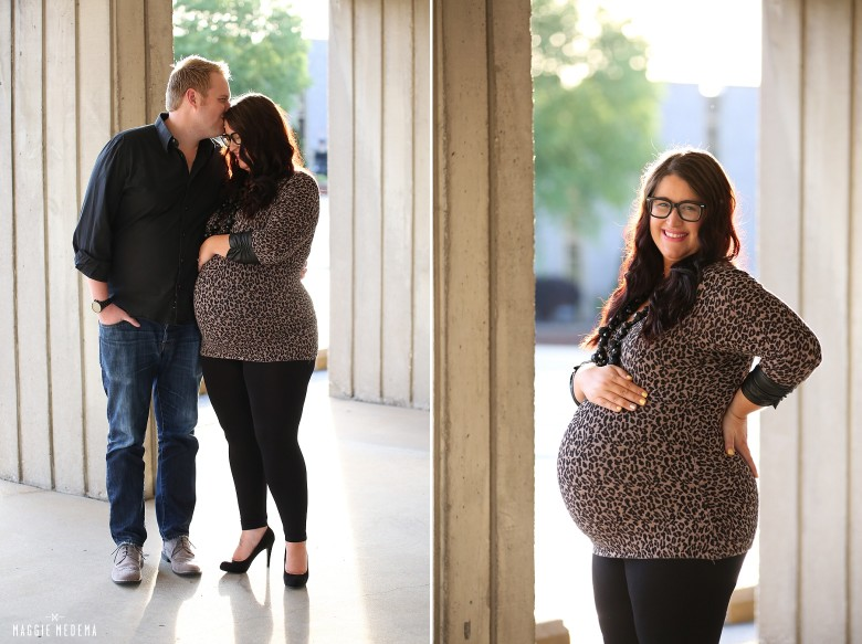 Edwardsville Maternity Photos – Rebecca & Nathan