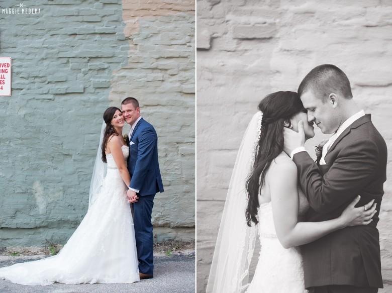 Bloomington Il Wedding Photography Leni Dan Maggie Medema