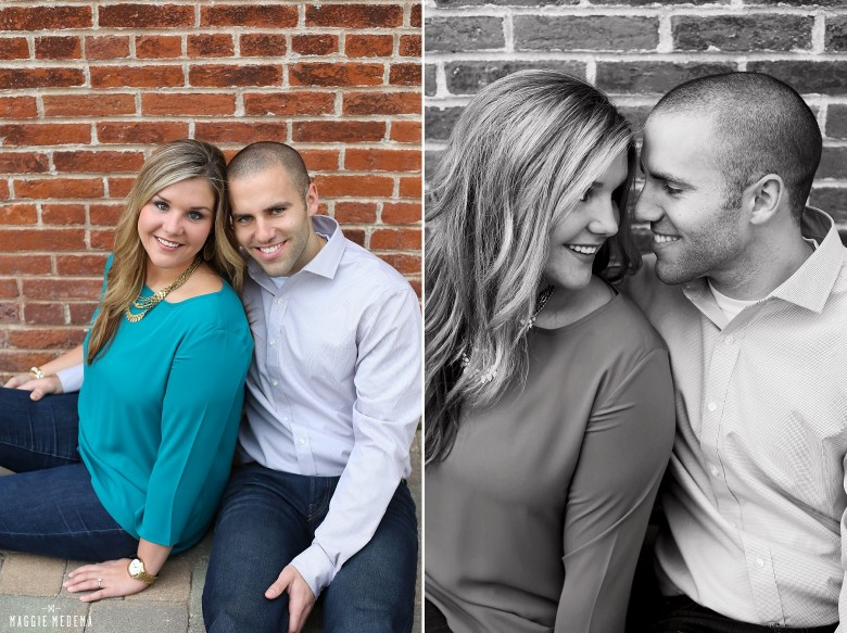 Missouri Botanical Gardens Engagement Photos – Megan & Blake