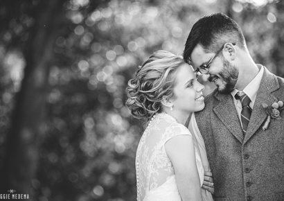 Fall backyard wedding – Lauren & Nolan – Ste. Genevieve, MO