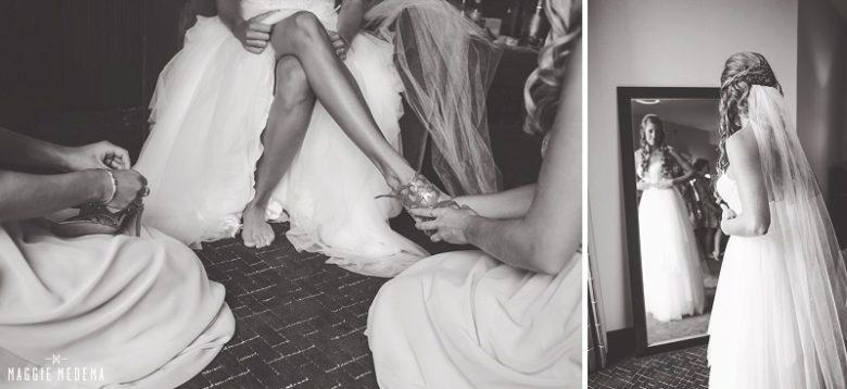 The Caramel Room Wedding – Kaitlin & Charles