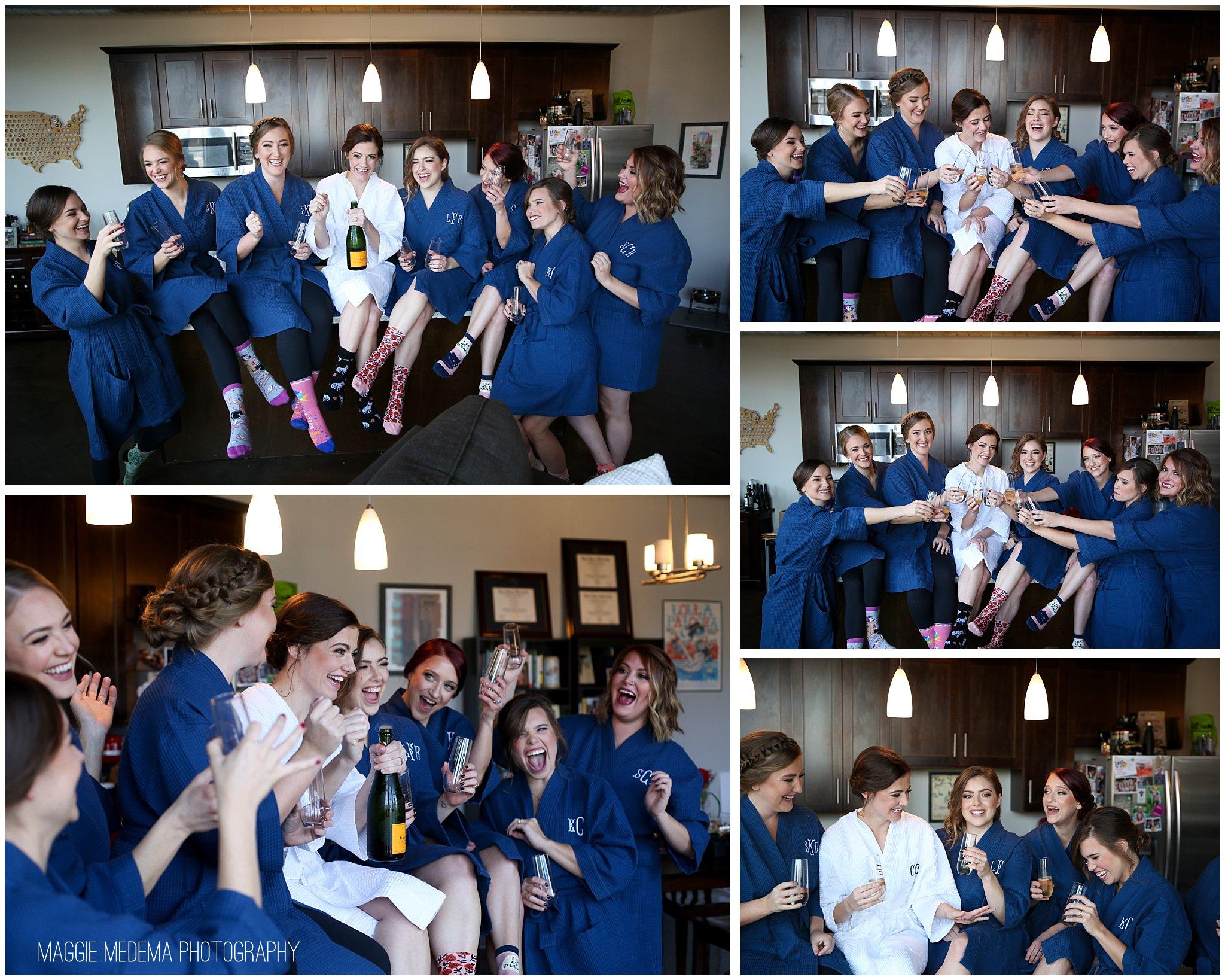 St. Louis Wedding Photography Bridesmaids