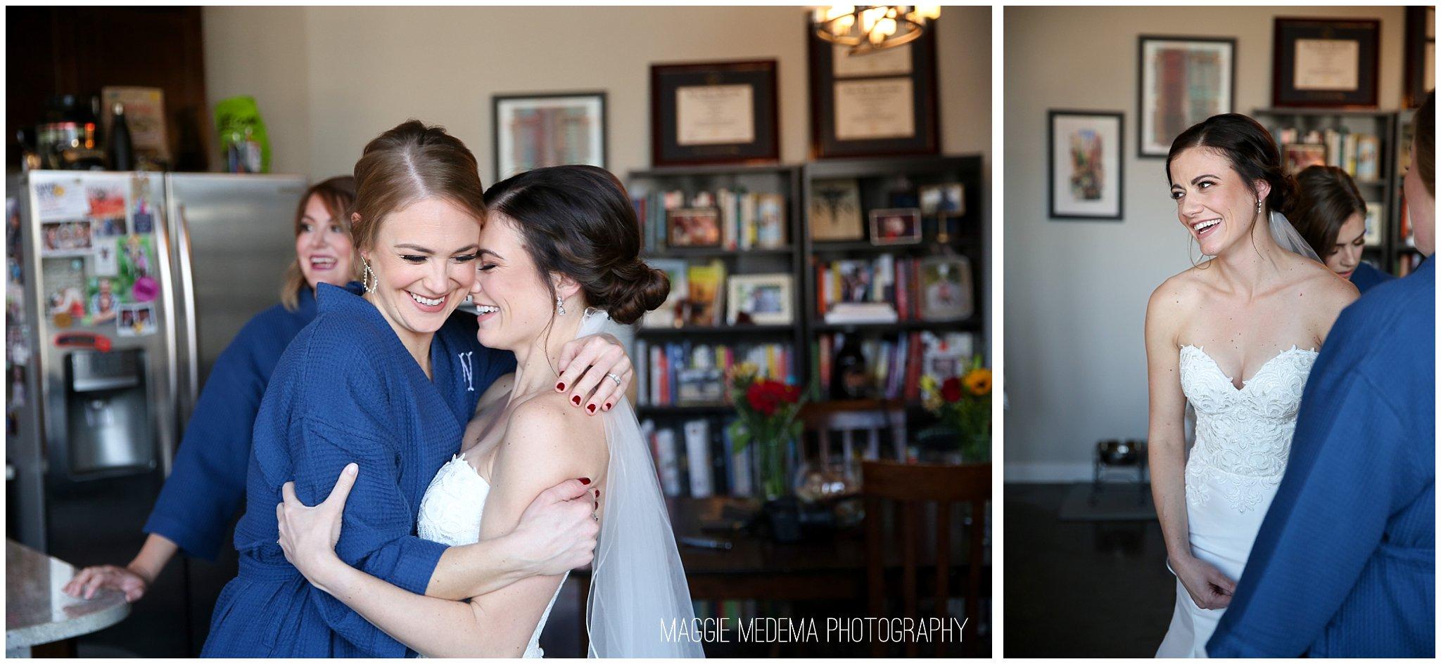 St. Louis Wedding Photography, St. Louis Loft Wedding