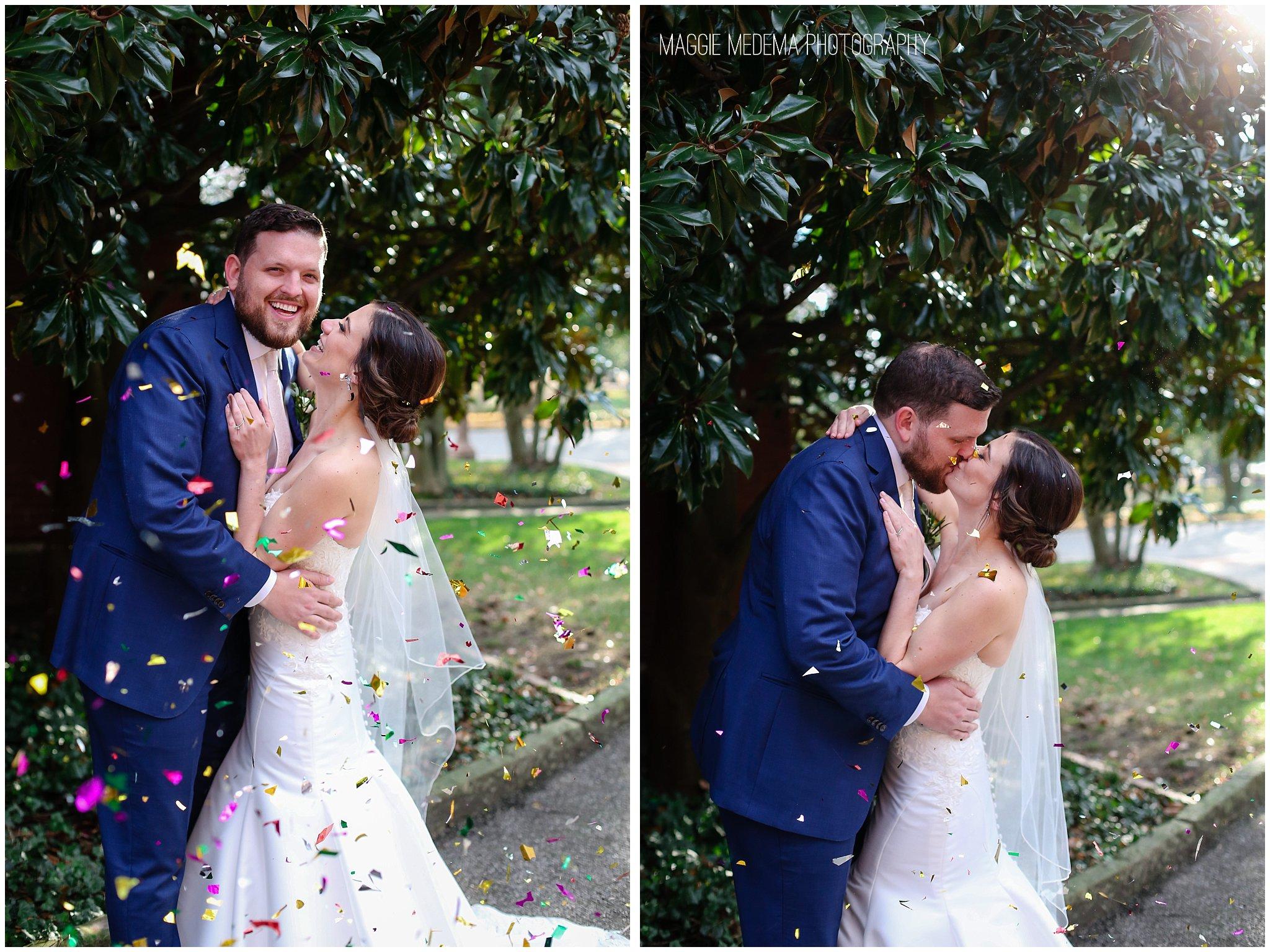 Tower Grove Park Wedding Photos