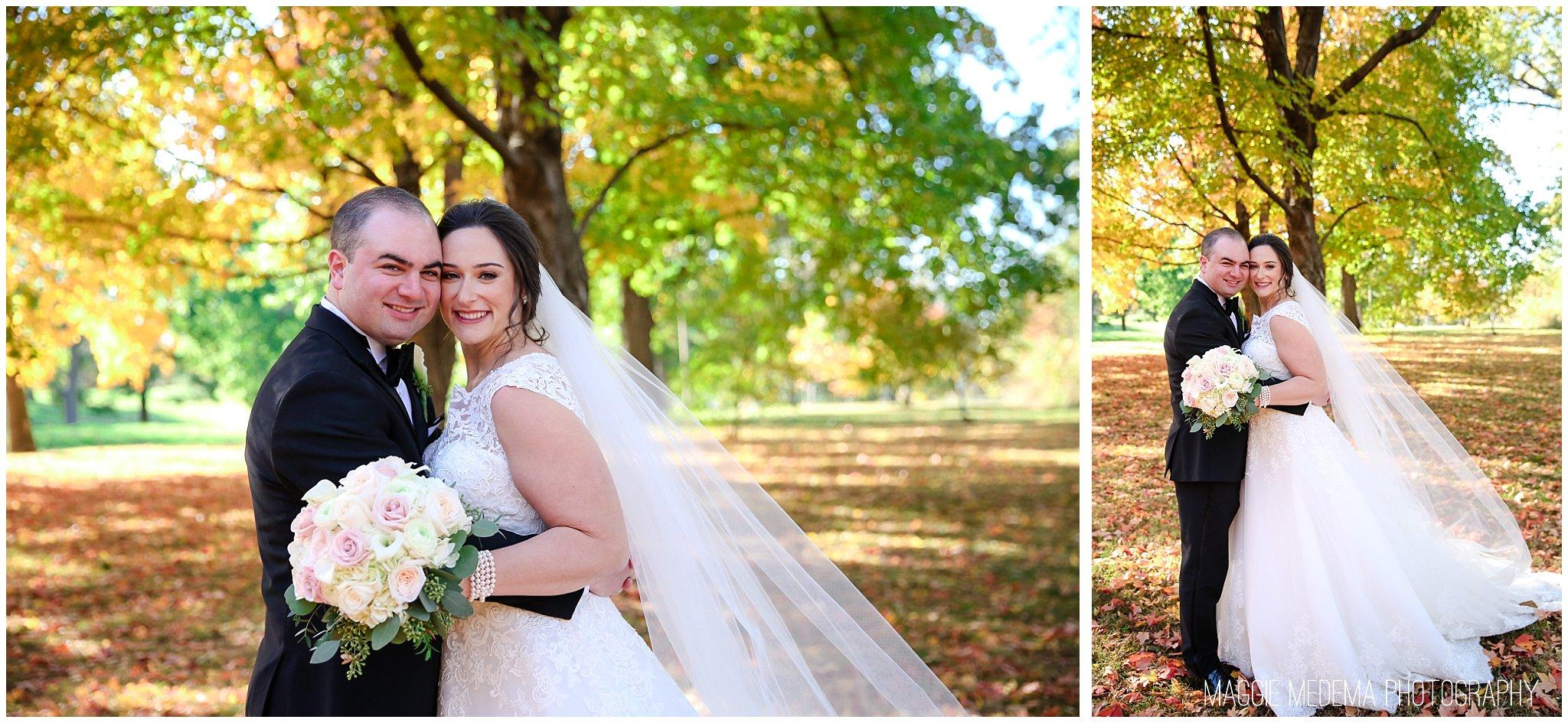 St. Louis Forest Park Wedding Photos