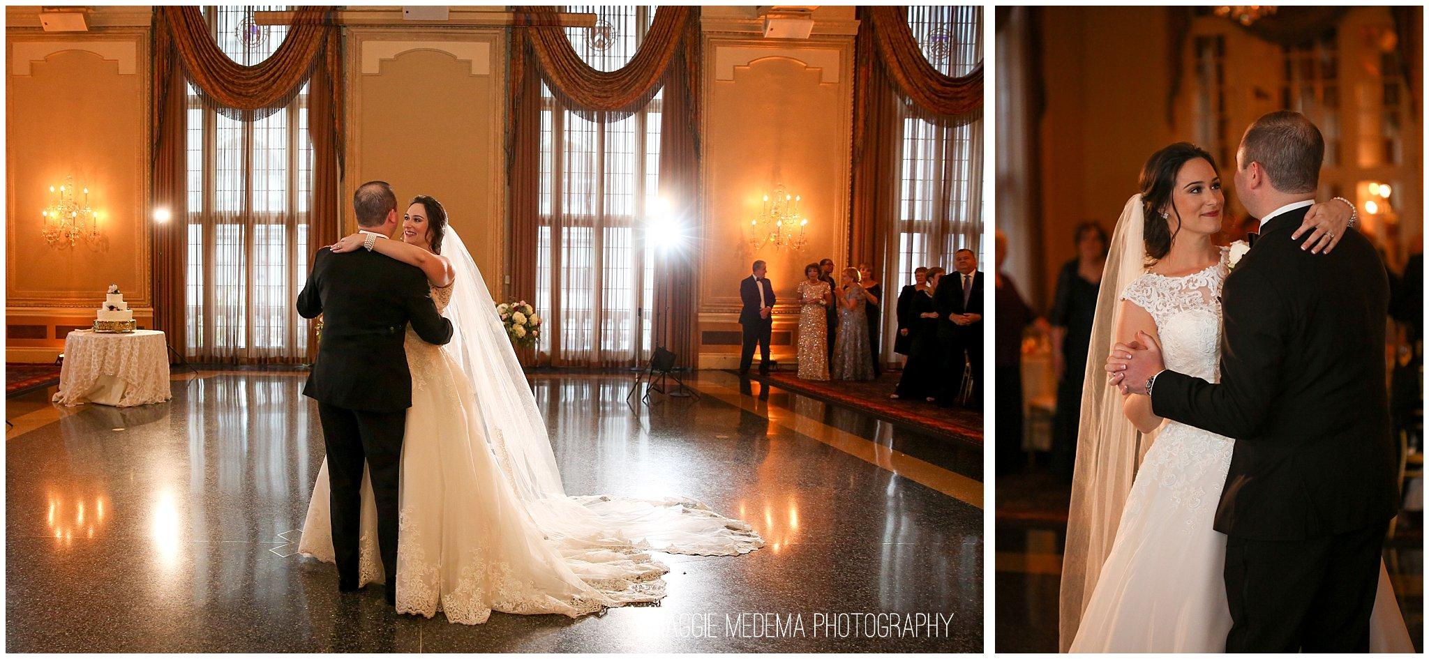 Missouri Athletic Club Wedding